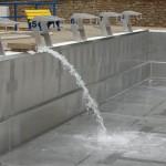 Wasser läuft in die Schwimmbecken</br>Vorfreude auf Start der Bergbadsaison