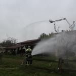 Feueralarm im Schaumburger Wald</br>Übung mit 50 Einsatzkräften