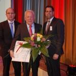 Erster Platz für Wilfried Krömker</br>Landkreis vergibt Innovationspreis 2015