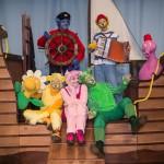 Käpt'n Blaubär sucht entführte Bärchen</br>Kindermusical im Palais im Park
