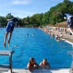 Muttertag geht's ins Bergbad</br>Anschwimmen um 11 Uhr