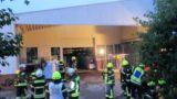 Brandmeldeanlage verhindert Schaden</br>Brand in Wäscherei schnell gelöscht