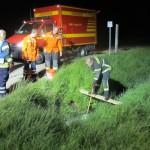 Auf Ölaustritt folgt Rauchentwicklung</br>Zwei Nachteinsätze für Feuerwehr