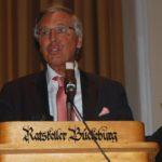"""""""Islam nicht Teil unserer nationalen Identität""""</br>Wolfgang Bosbach (MdB) begeistert 300 Besucher"""