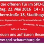 Tag der offenen Tür bei der SPD