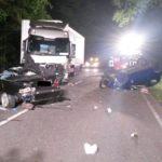 Vier Tote und drei Schwerverletzte</br>Schwerer Verkehrsunfall auf B 482