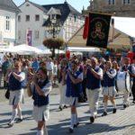 Bürgerschießen wieder ein echtes Volksfest</br>Stadtmajor blickt zufrieden zurück