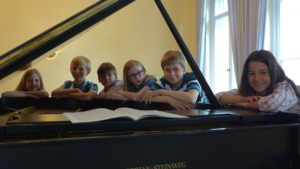 Geburtstagsständchen für Bach Benadie 19.06.16