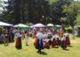 Gute Gespräche im Pfarrgarten</br>Gemeindefest der Kirche