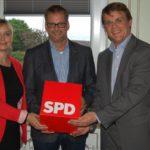 Volkspartei SPD muss für alle wählbar sein</br>Vorstellung der Bewerber um SPD Bundestagsmandat