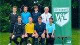Jugendspieler agieren als Schiedsrichter</br>Werner Heinke Cup
