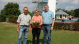 Blumen für Annika Utakies</br>Erfolgreicher Abschluss einer anspruchsvollen Ausbildung
