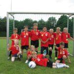 Eltern gewinnen Hort-Pokal</br>Fußballturnier