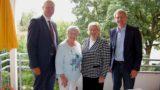 """""""Wer in der Pflege arbeitet, hat es nicht leicht""""</br>Ministerin Cornelia Rundt besucht Josua-Stegmann-Heim"""