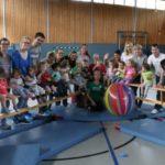 Sommerabschluss VfL-Kinderturnen