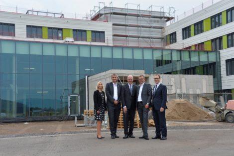 Laborpartnerschaft sichert Patientenversorgung</br>Klinikum Schaumburg kooperiert mit Mühlenkreiskliniken