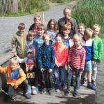Barfuß durch das Moor</br>Kinder besuchen Wildtier- und Artenschutzstation
