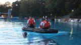 Rettung aus dem Wasser</br>Feuerwehr trainiert Einsatz auf dem Wasser