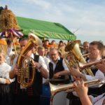 Pure Lebensfreude, tolle Stimmung</br>Dorfjugend feiert grandioses Erntefest