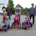 """Schulfest unter dem Motto """"Gemeinschaft""""</br>20 Jahre Grundschule Im Petzer Feld"""
