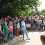 Trommler eröffnen Sommerfest in der Kita</br>Krippenkinder feiern mit