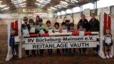Reiterinnen erreichen Prüfungsziel</br>Reges Treiben auf Reitanlage Vauth