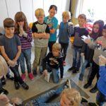 Erste-Hilfe-Schnupperkurs des ASB</br>Schulkinder lernen wichtigsten Notfallmaßnahmen