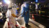 Chemiealarm beim Bauhof</br>Einsatzübung der Feuerwehr Bückeburg-Stadt