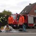 Hydranten fit für den Winter</br>Samstag Einsatz der Feuerwehren