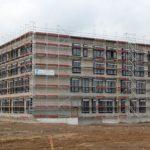 Einzug in Klinik-Neubau Anfang April</br>Fertigstellung des Gebäudes bis Ende des Jahres