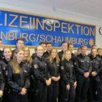 Neue Kollegen für die Polizei</br>Bewerbungen für 2017 noch möglich