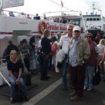Tagesfahrt der Siedler nach Hamburg</br>Besuch der Lufthansawerft