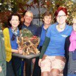Rot und Tannengrün dominieren die Adventszeit</br>3. Adventsmarkt bei Engel & Engelke