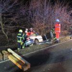 Lange Nacht für die Feuerwehr</br>Verkehrsunfall und Müllcontainerbrand