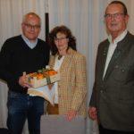 Rolf Prasuhn neuer Ratsvorsitzender</br>Ehrennadel in Silber für Dr. Willi Dreves