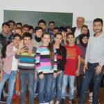 Hand in Hand zum Ziel</br>Seminar zur Berufsorientierung für Flüchtlingskinder