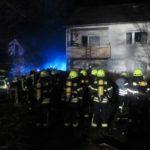Sieben Verletzte nach Kellerbrand</br>Großeinsatz von Feuerwehr und Rettungsdienst