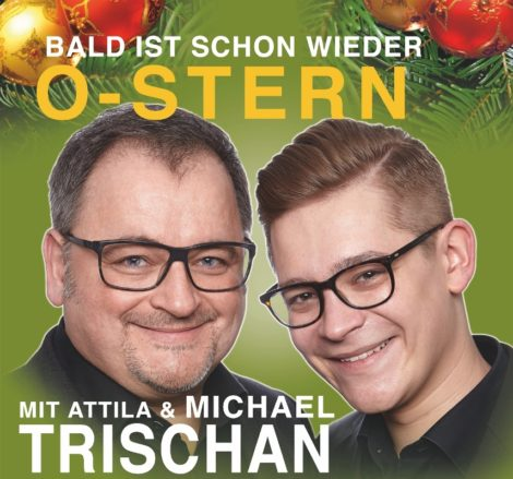 """""""Bald ist schon wieder O-stern""""</br>Heitere Lesung mit Michael Trischan"""