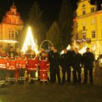 Zusammenarbeit hat sich bewährt</br>DRK und Feuerwehr ziehen Bilanz nach Weihnachtszauber