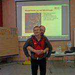 Act-Fast-Trainer gegen Erstickungsnotfälle</br>ASB trainiert lebensrettende Maßnahmen
