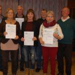 Zertifikate für BSG-Reha-Sportgruppen</br>Mehr Spaß beim Sport in der Gemeinschaft