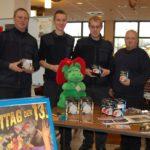 Rauchmelder retten Leben</br>Info-Tag im E-Center Fabig am Weinberg