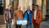 Dach- und Fassadensanierung am Palais</br>Stiftung Denkmalschutz unterstützt mit 100.000 Euro