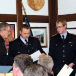 Jahrestreffen der Umweltschutzeinheit</br>Steffen Titze und Steffen Scholz neue Staffelführer