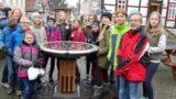 Ein Murmeltisch zum Verweilen</br>Erlebnis-Elemente sollen Fußgängerzone attraktiver machen