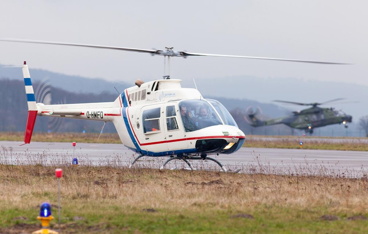 Mach Den Hubschrauber