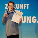Schlaue Köpfe rechnen sich zum Sieg</br>Benjamin Hubrich auf Platz drei bei Mathe-Olympiade