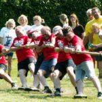 Freizeit-Tauziehturnier für Hobbymannschaften