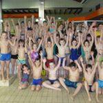 Aus Nichtschwimmern werden Schwimmer</br>Neue Schwimmabzeichen für 46 Jugendliche