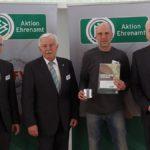 Ehrung für VfL-Jugendleiter Falko Rohrbach
